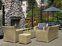 Coast Canmore Hotel & Conference Centre - Patio Bridge(2)