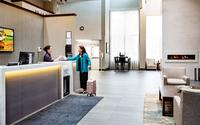 Coast West Edmonton Hotel & Conference Centre - Lobby - Copy