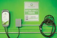 Coast Edmonton Plaza Hotel - Electric Car Chargers