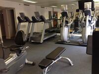 The Benson, a Coast Hotel - Fitness