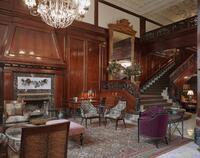 The Benson, a Coast Hotel - Lobby(2)