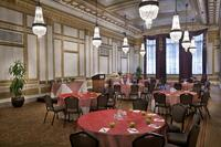 The Benson, a Coast Hotel - Meetings - Crystal Ballroom