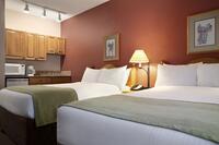 Coast Sundance Lodge - Comfort Two Double Beds Room