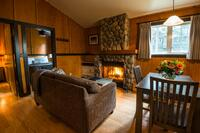 Tekarra Lodge - Cabin Living Room(1)