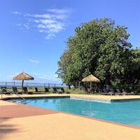 pool at Waimea Plantation Cottages
