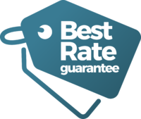 Best Rate Gurantee Graphic