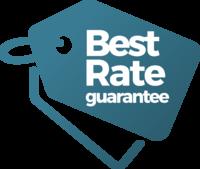 Best Rate Gurantee Graphic