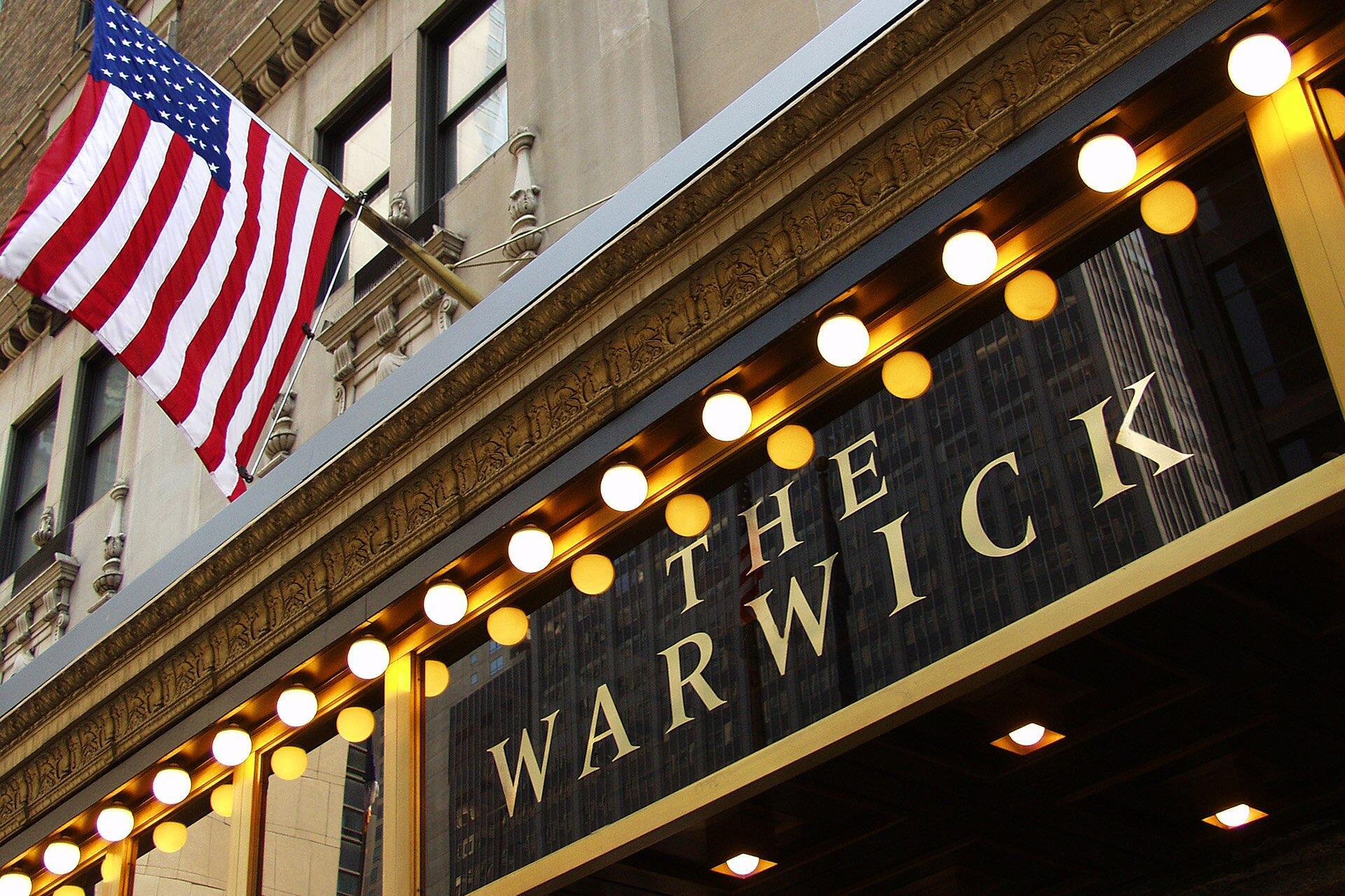 Warwick New York Facade