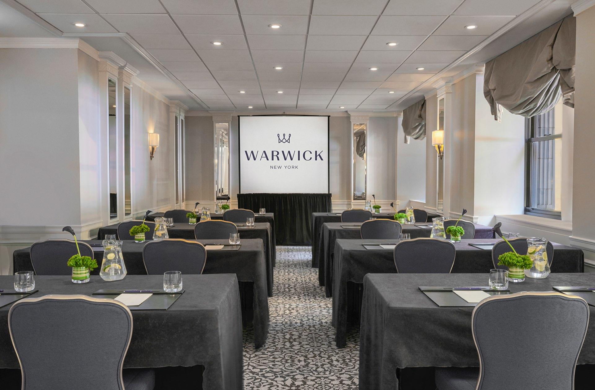 Essex Meeting Room at Warwick New York