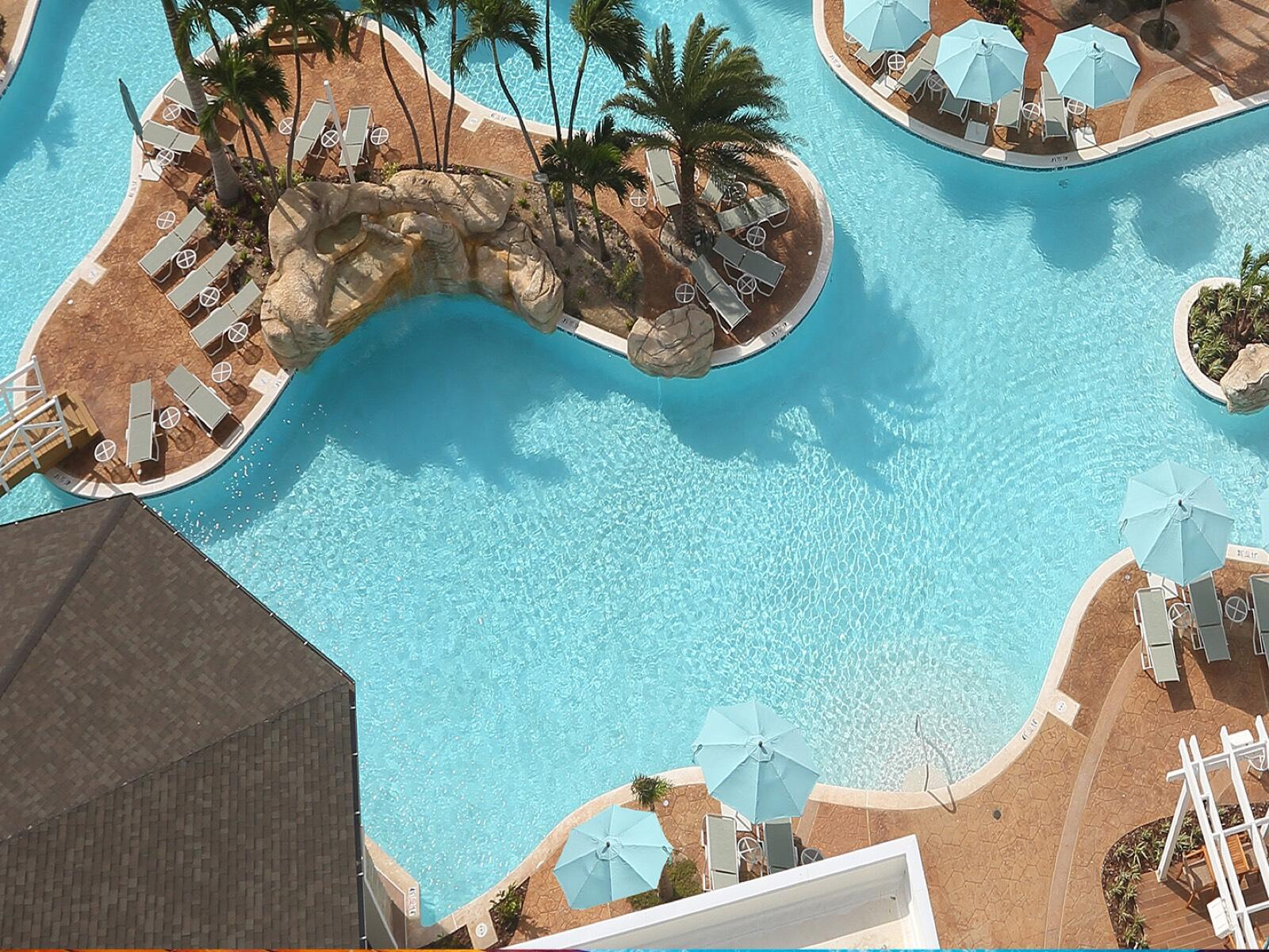 الإقامة الشاملة في منتجع Warwick Paradise Island Bahamas