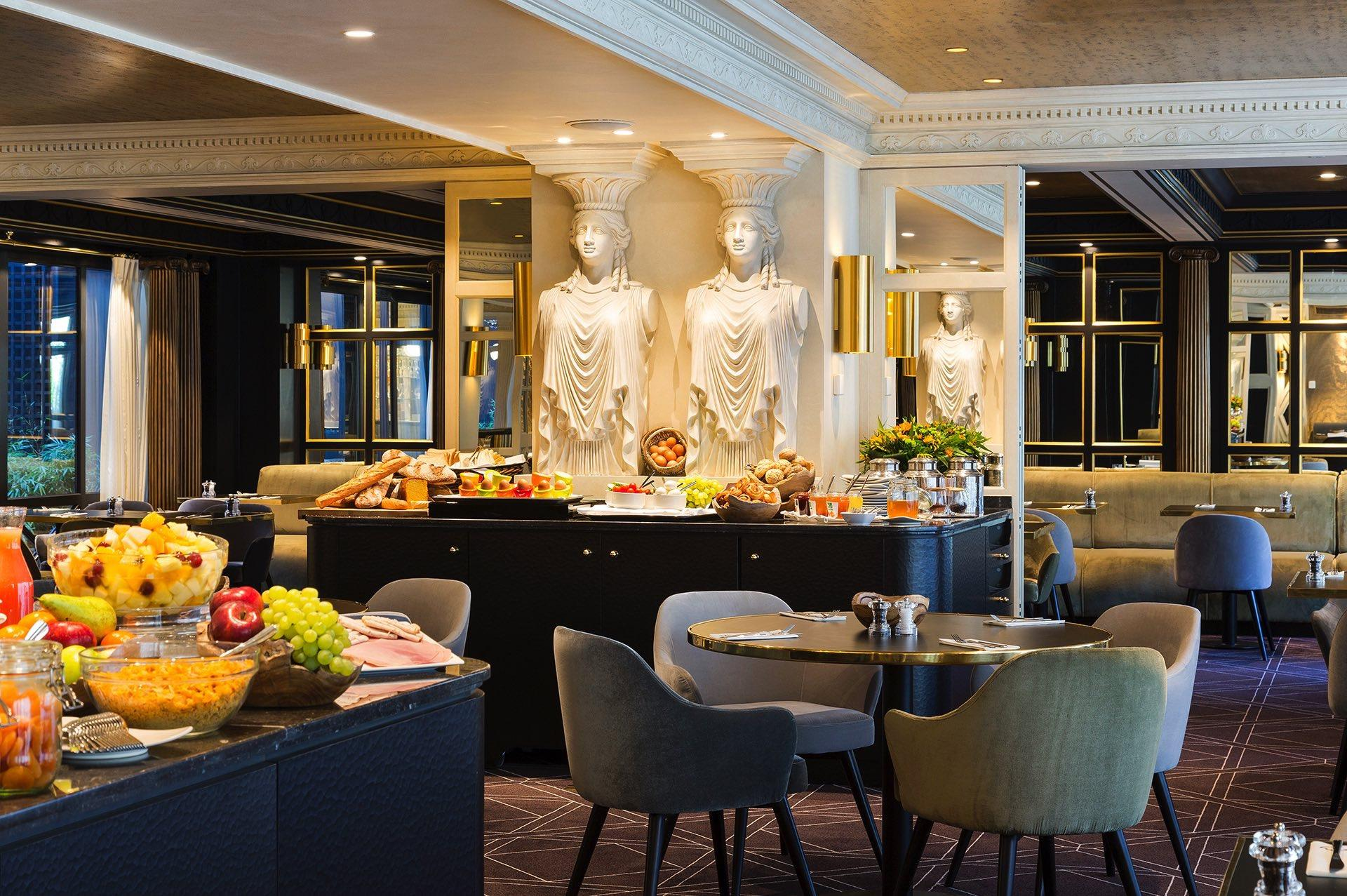 The Avenue ontbijtbuffet in Hotel Barsey by Warwick