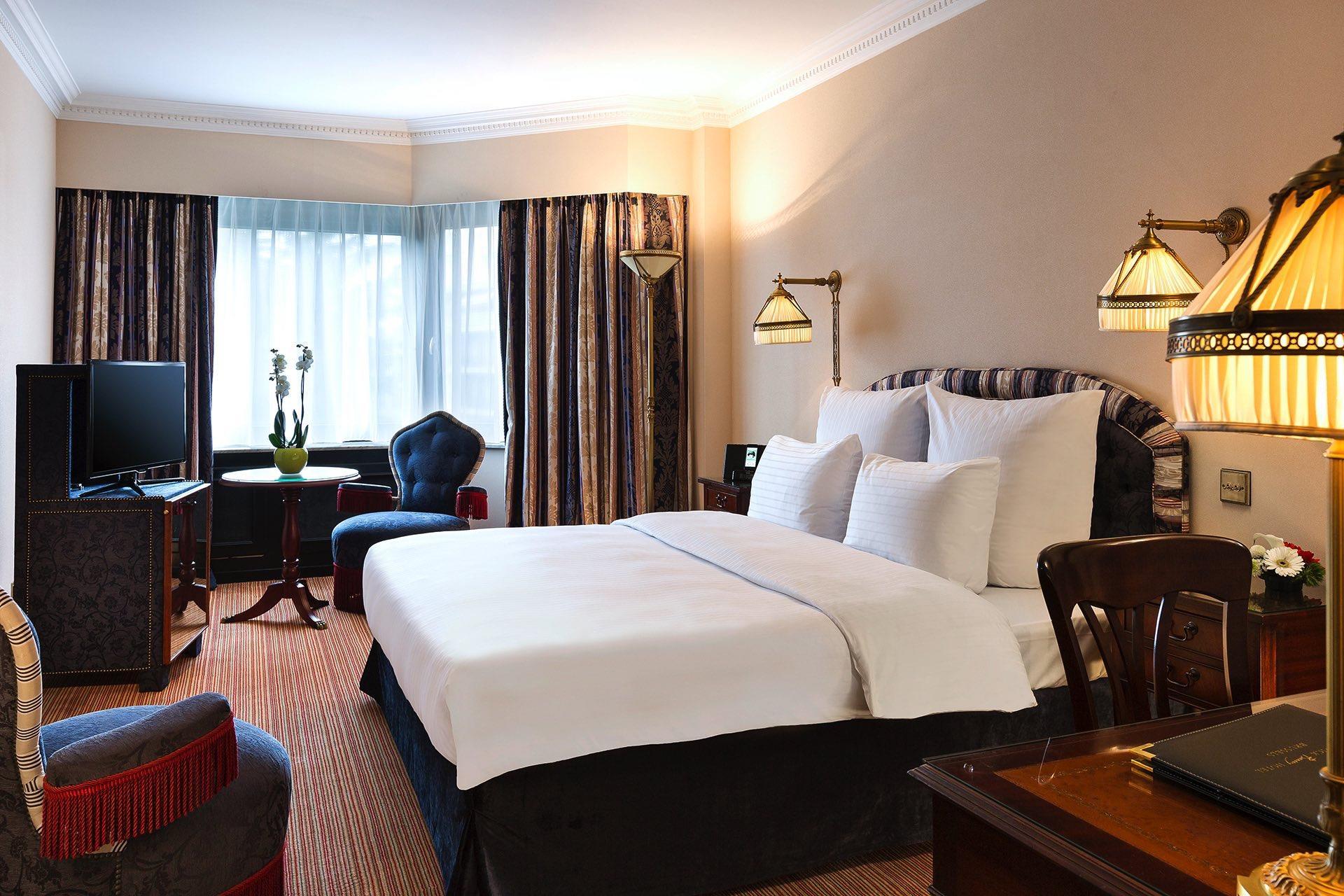 Chambre Premium à l'Hotel Barsey by Warwick