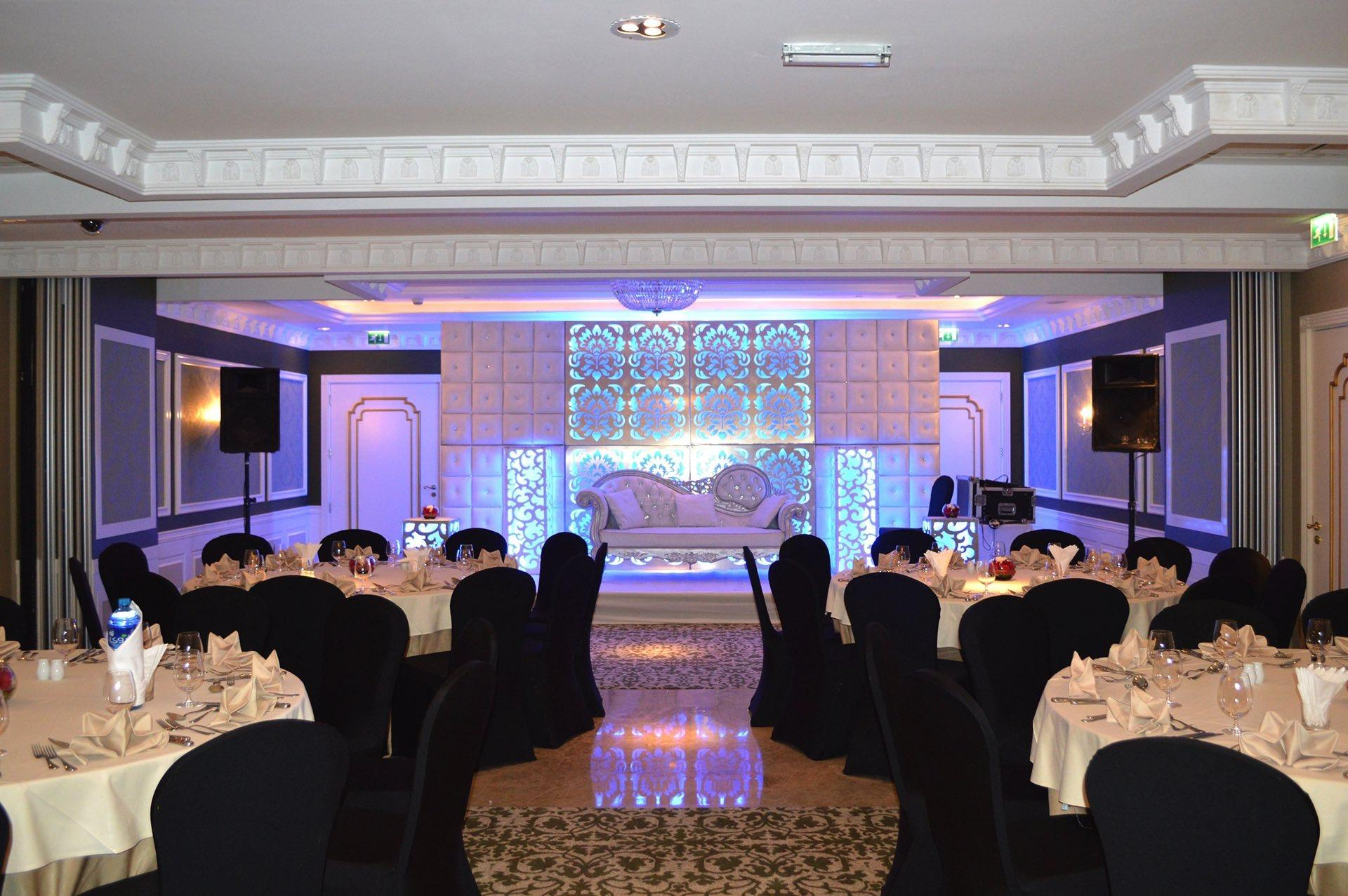 Wedding Banquet at Warwick Doha