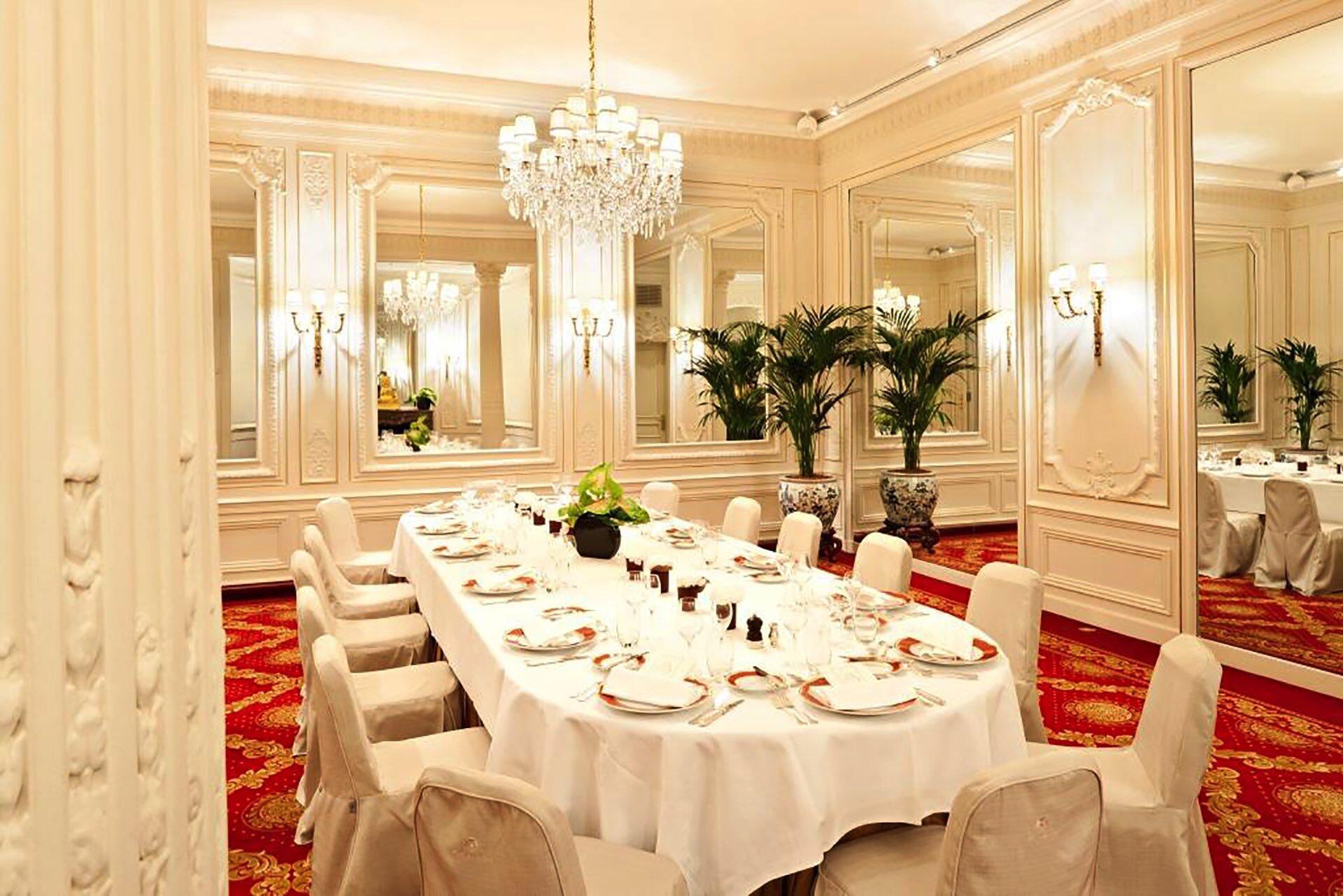 Seminairs et Banquets _ Meeting Room 6