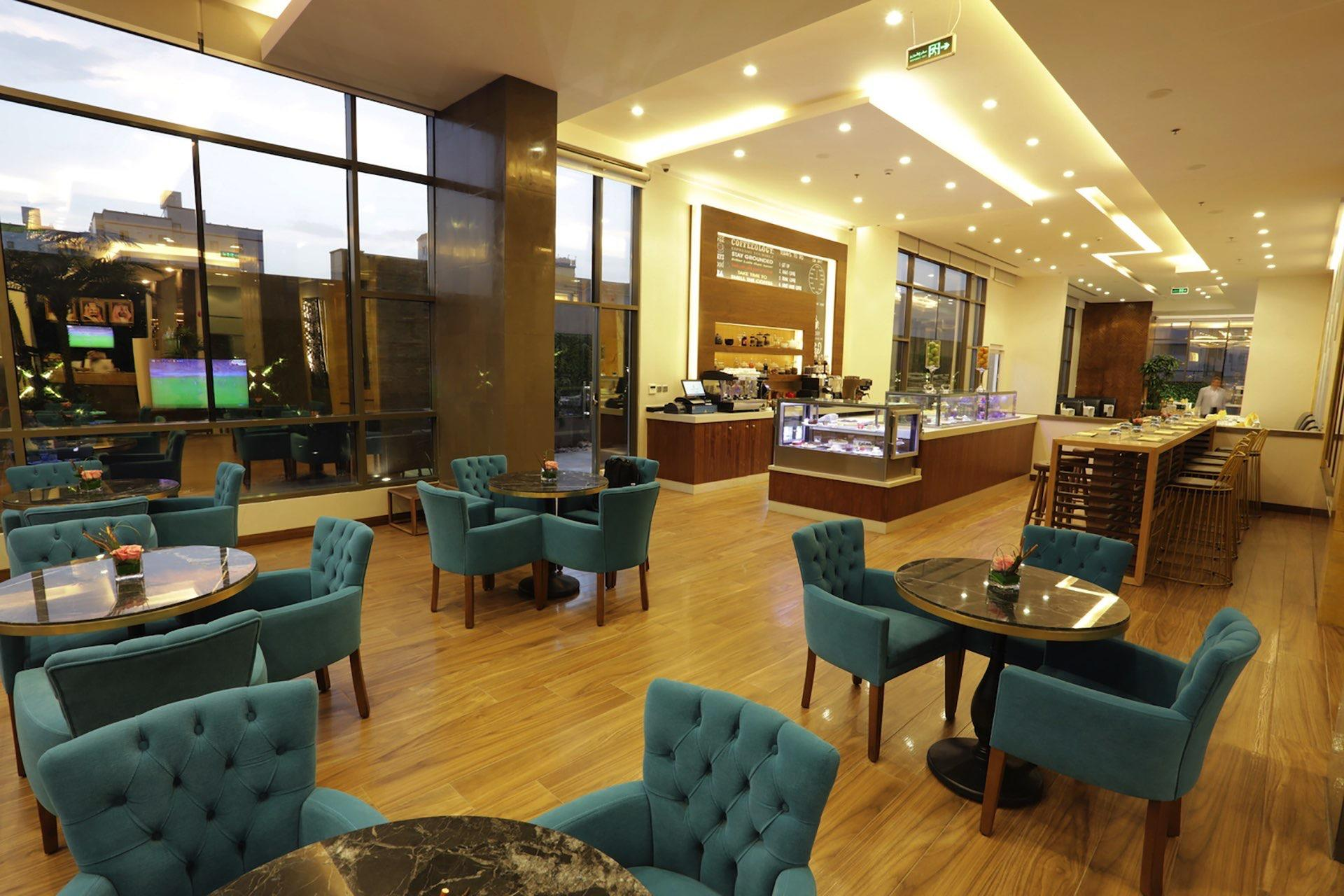 Bar All Day Dining at Salsabil By Warwick