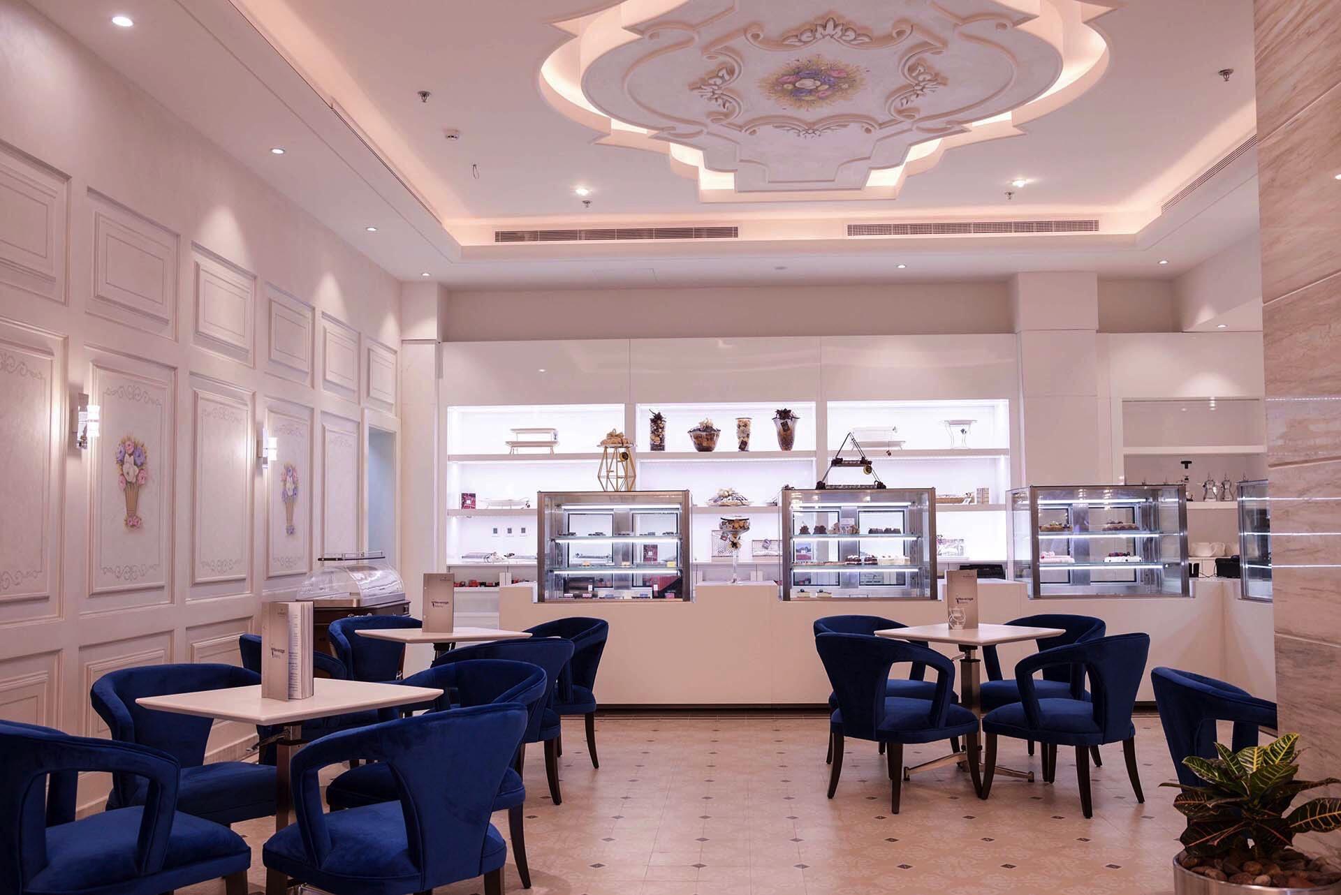Chocolate Cafe at Warwick Al Khobar