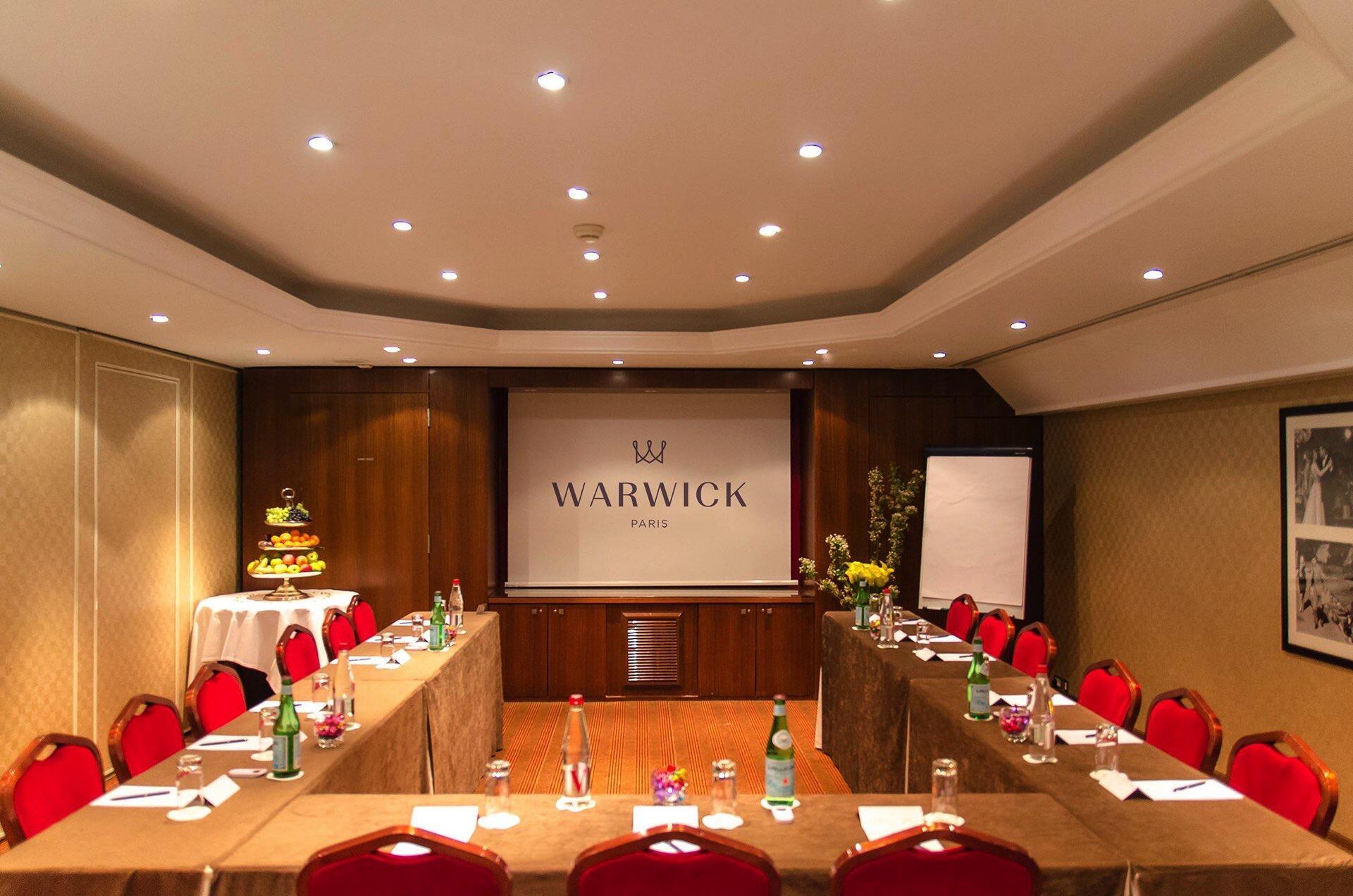 Meeting Room U Setup