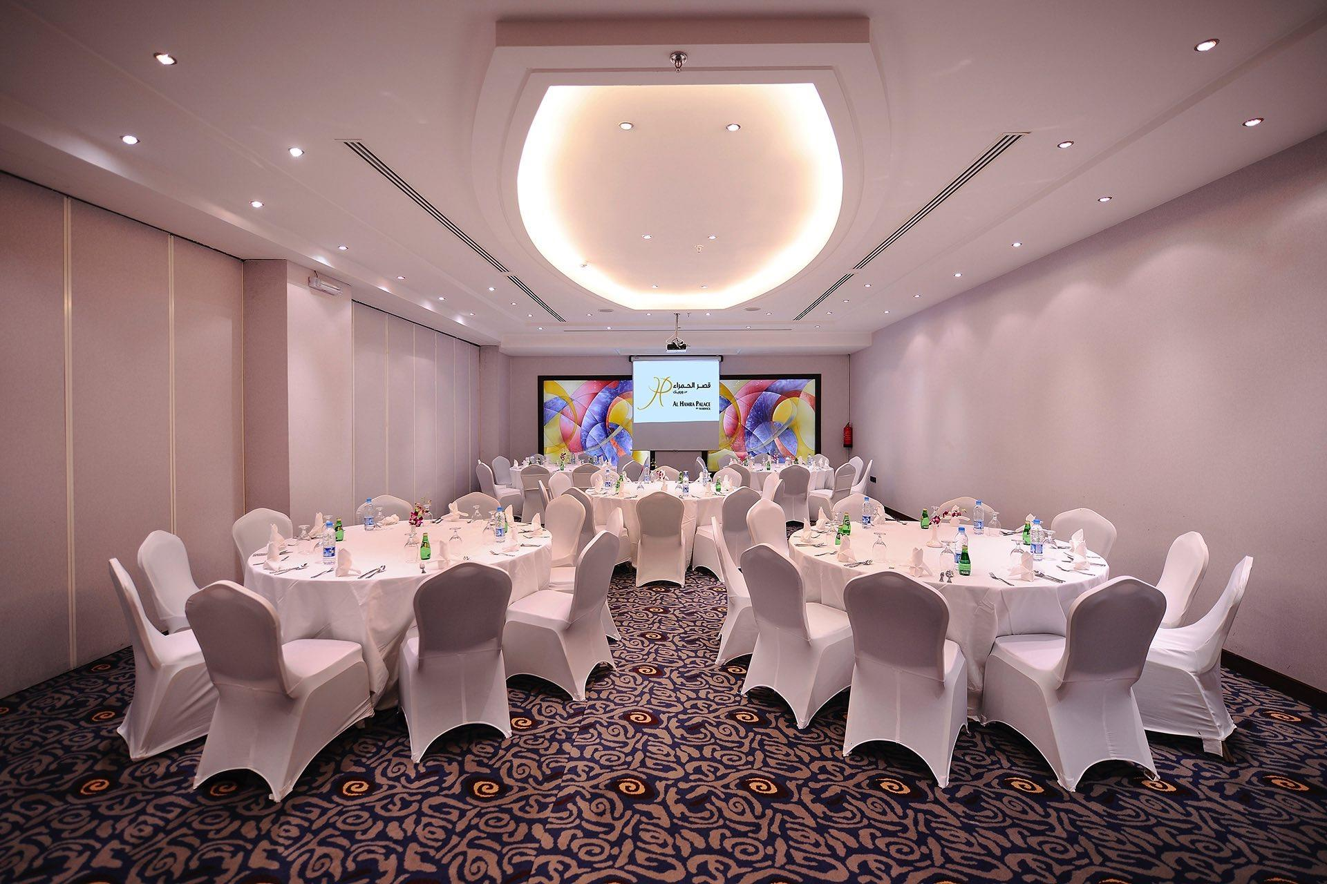 Meeting Room Gala at Al Hamra Palace by Warwick