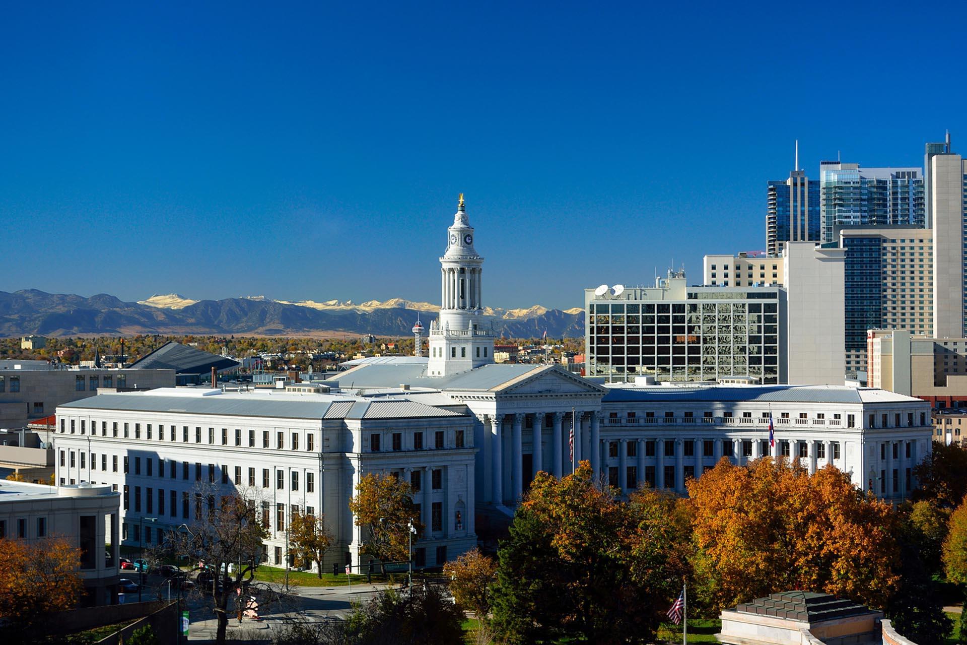 Denver Capitol at Warwick Denver