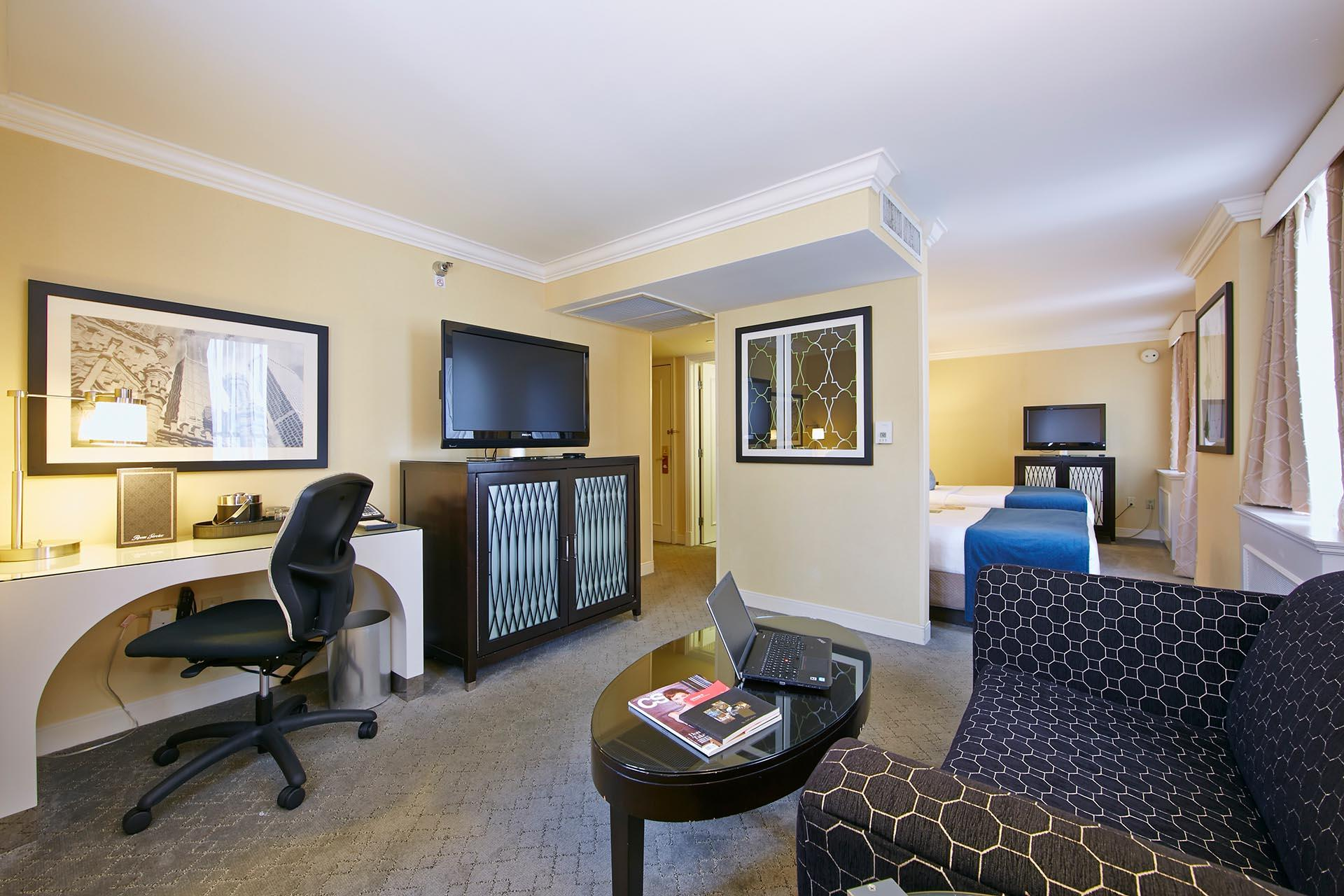 Executive Two Queen Beds