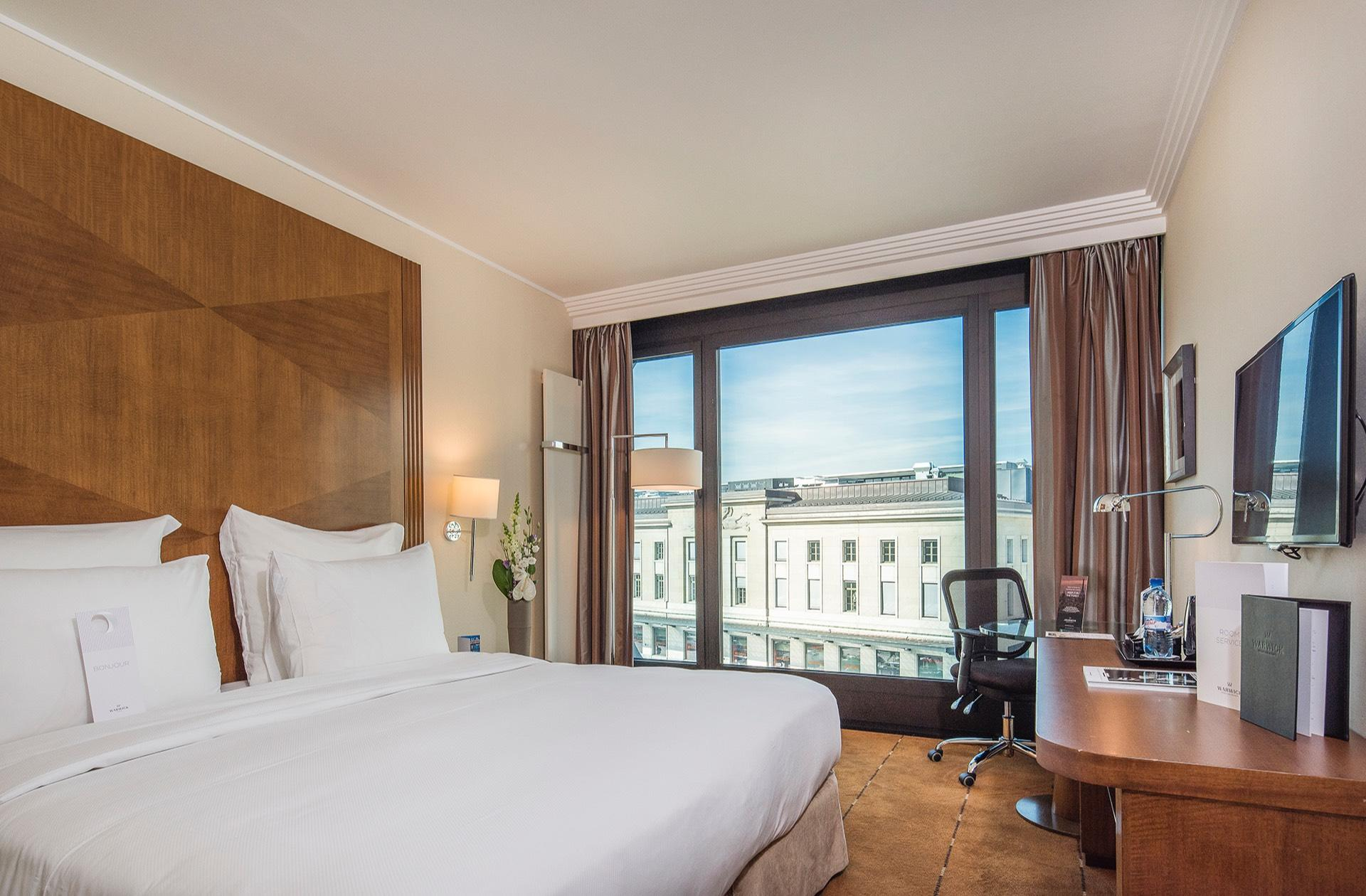 Superior Room at Warwick Geneva