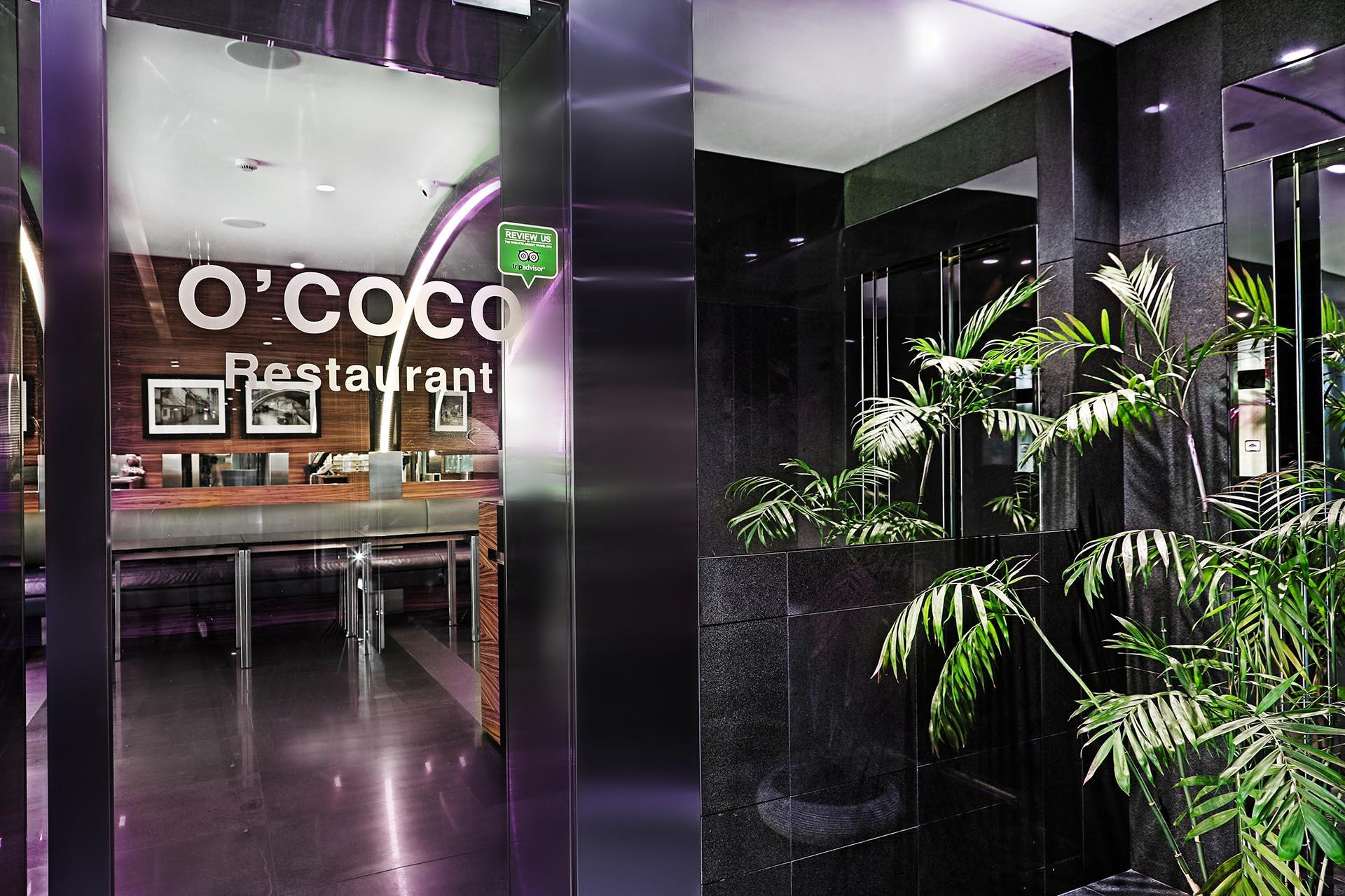 O'cocco Restaurant outside