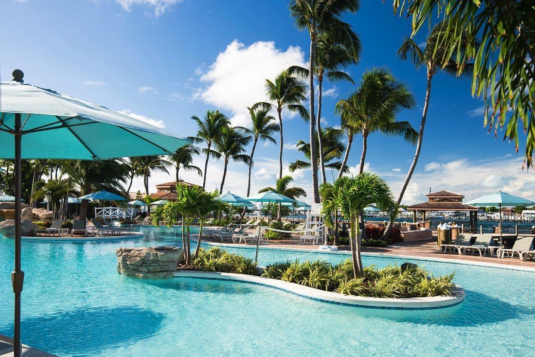 Warwick Paradise Island Bahamas Pool
