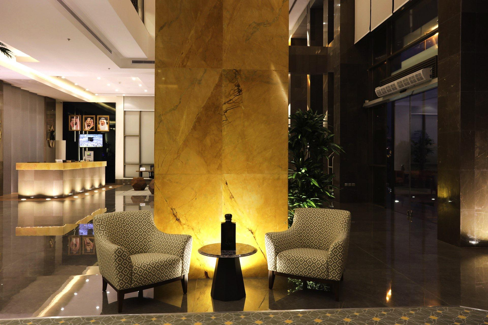 Lobby at Salsabil By Warwick Hotel