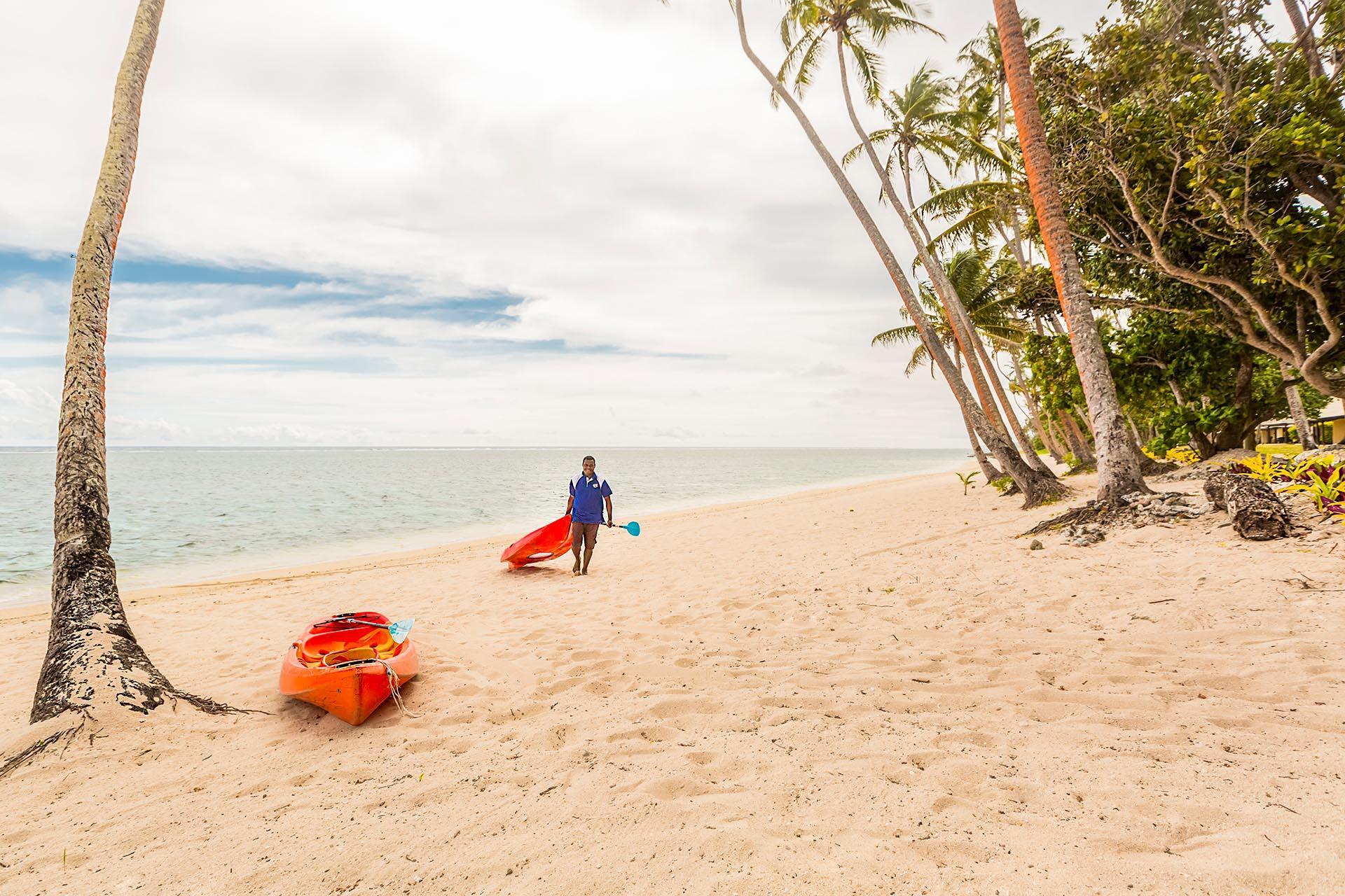 Fiji Kayaking
