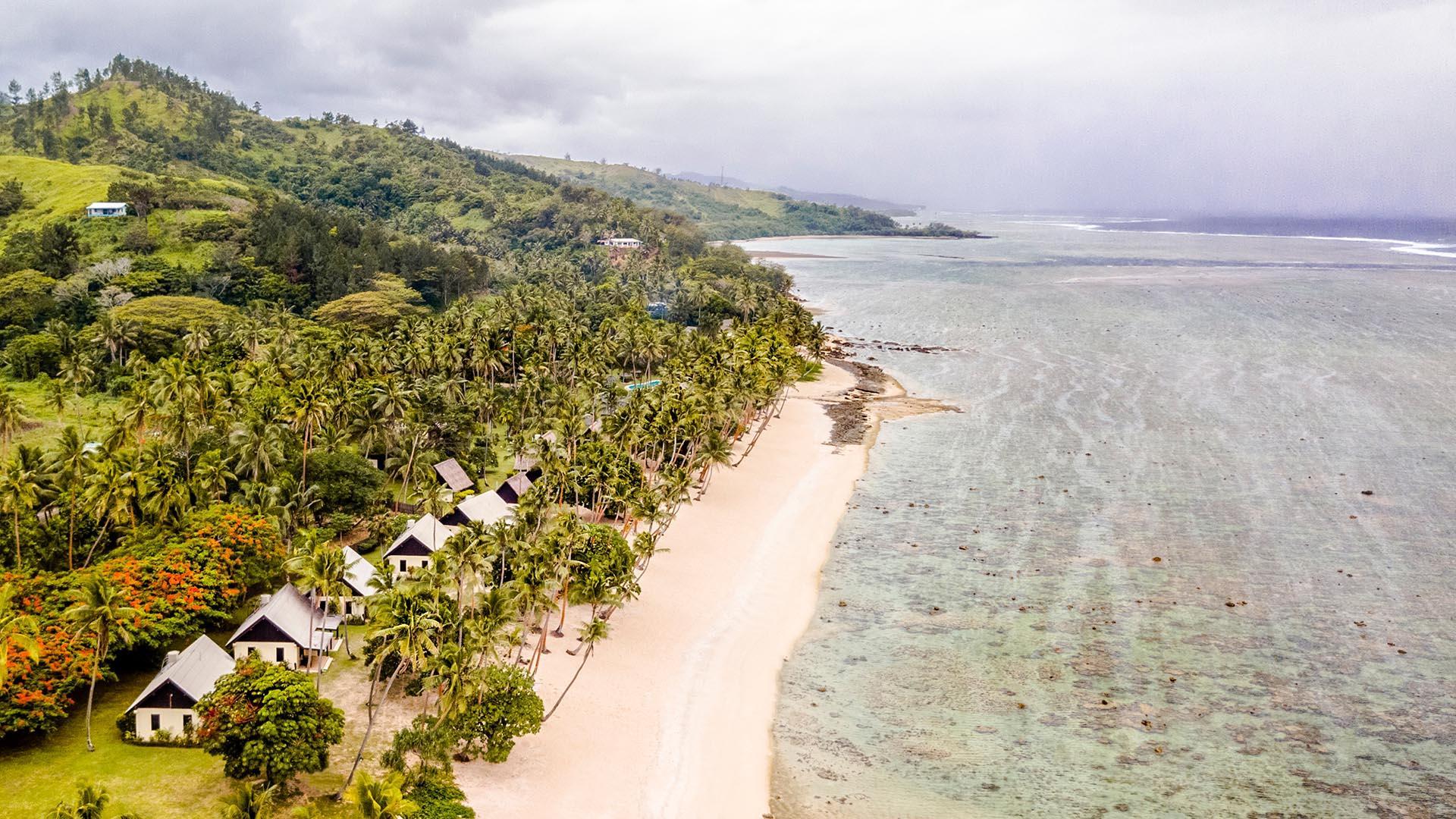 Fiji Bungalows by the Beach