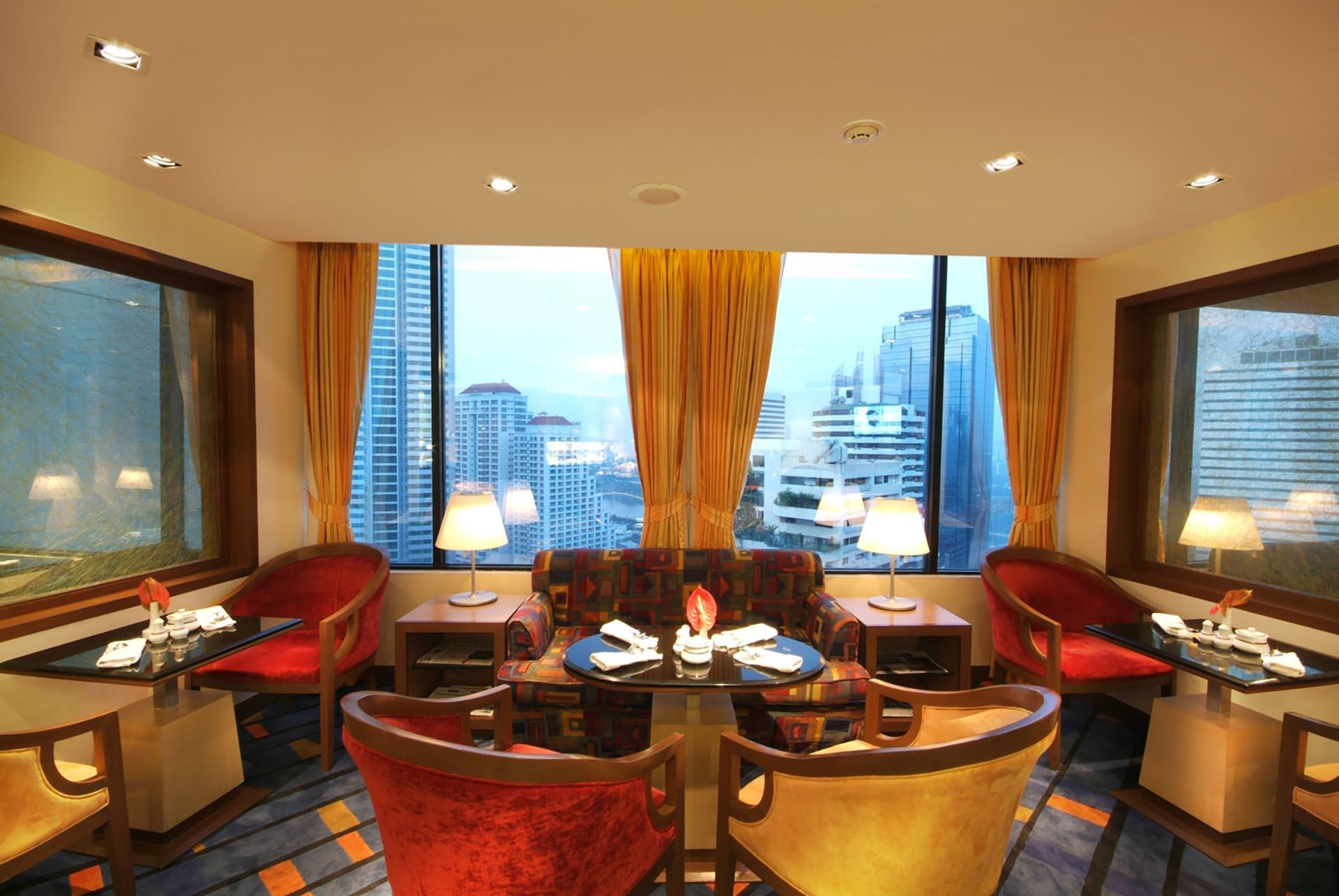 Exclusive Lounge at Rembrandt Hotel Bangkok