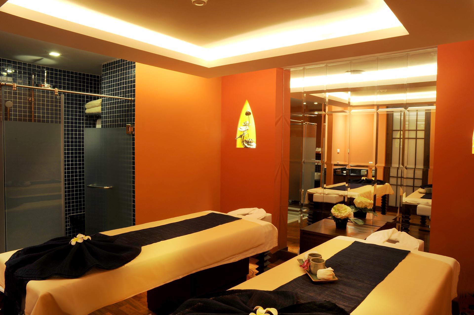Spa at at Rembrandt Hotel Bangkok