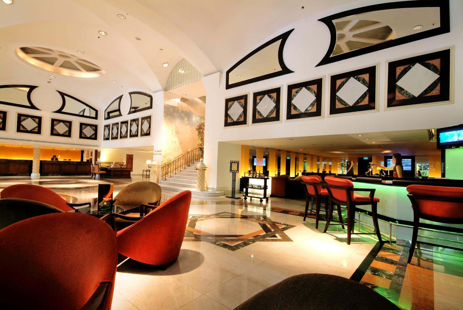 Lobby Bar at Rembrandt Hotel Bangkok