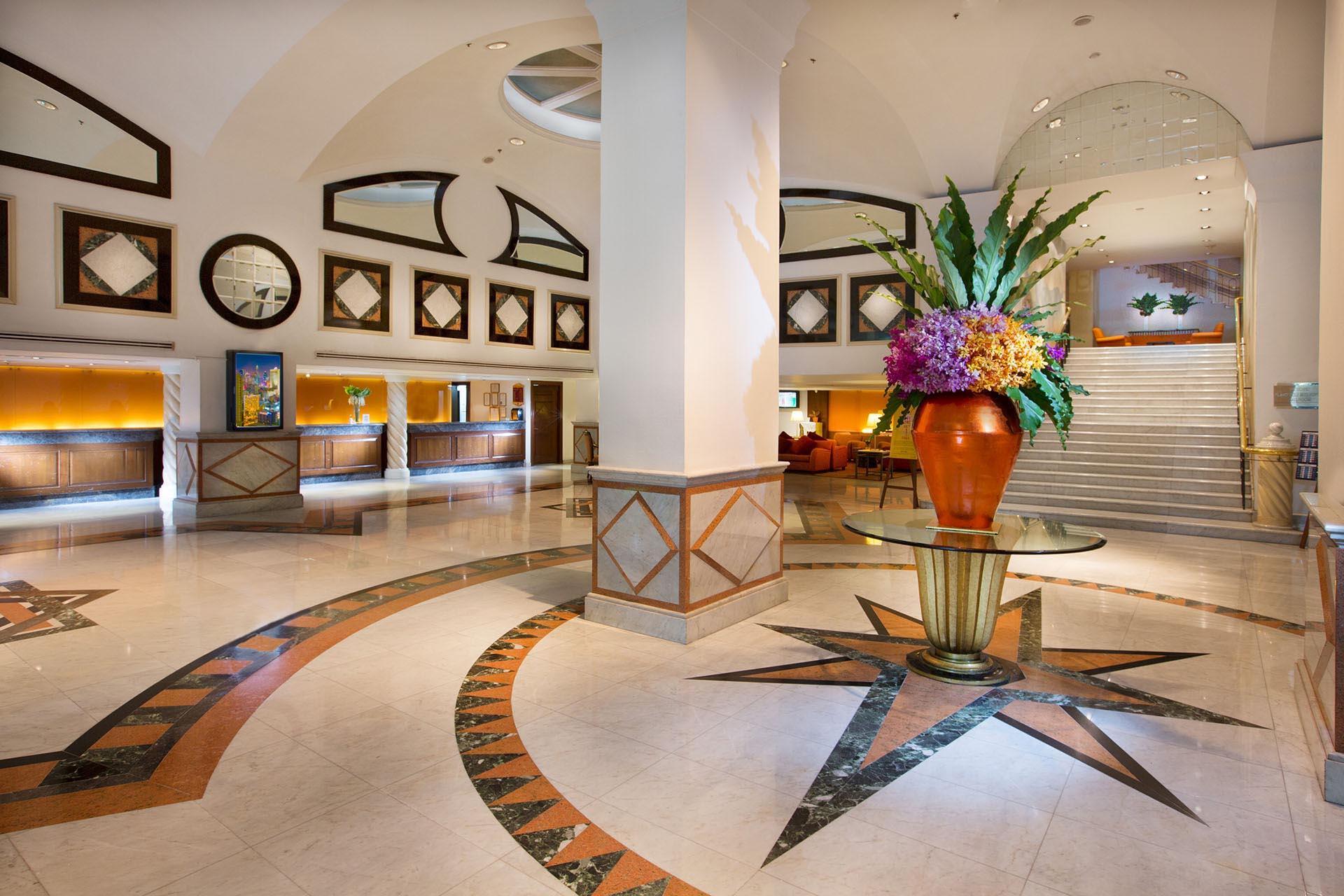 Lobby Large at Rembrandt Hotel Bangkok