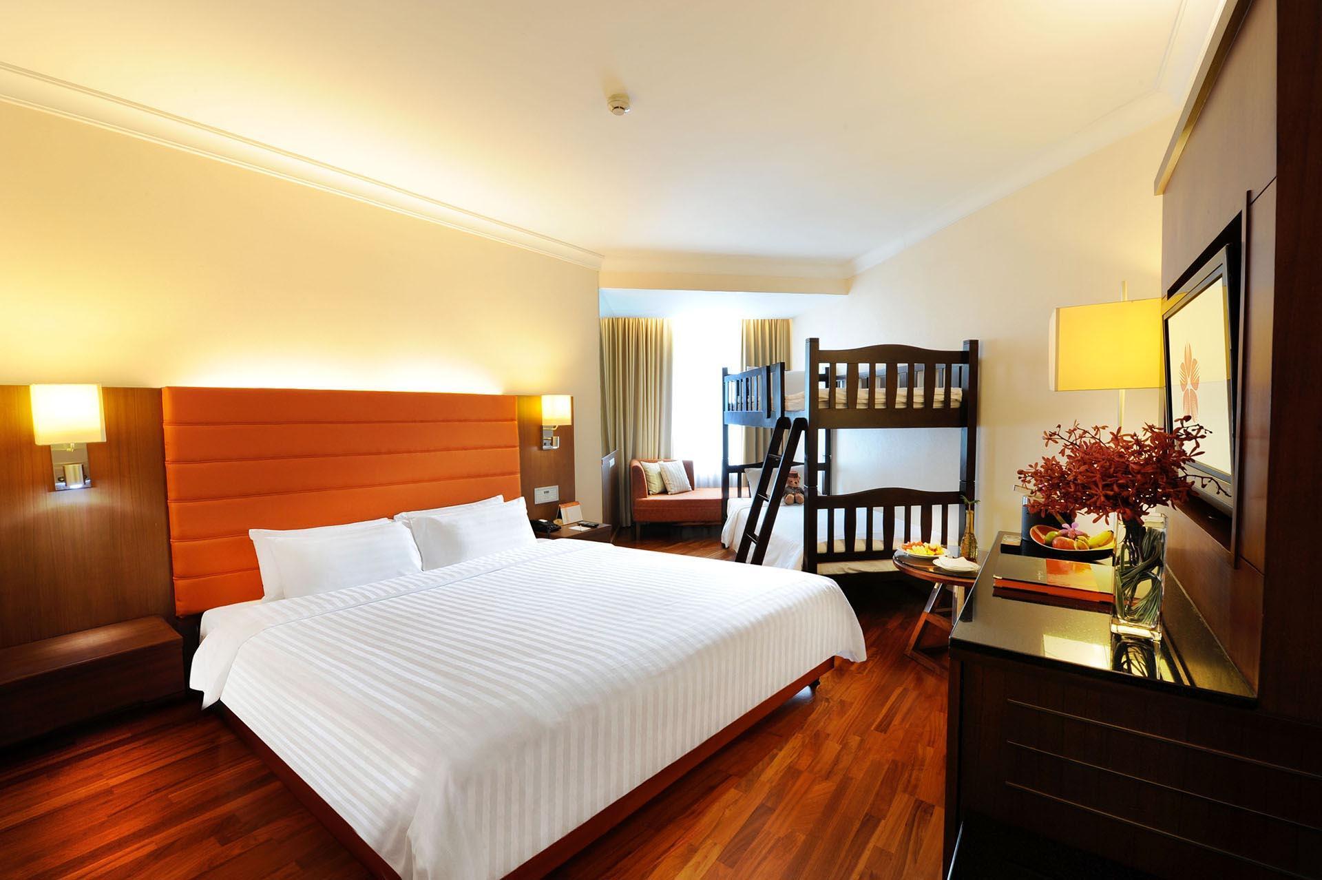 Family Room at Rembrandt Hotel Bangkok