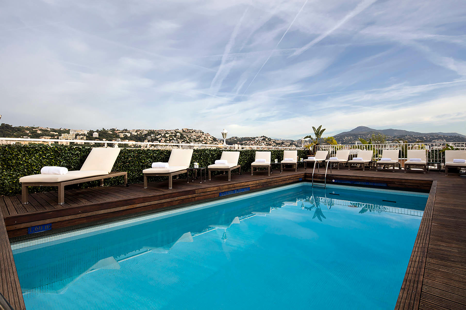 Splendid Hotel and Spa Rooftop Pool