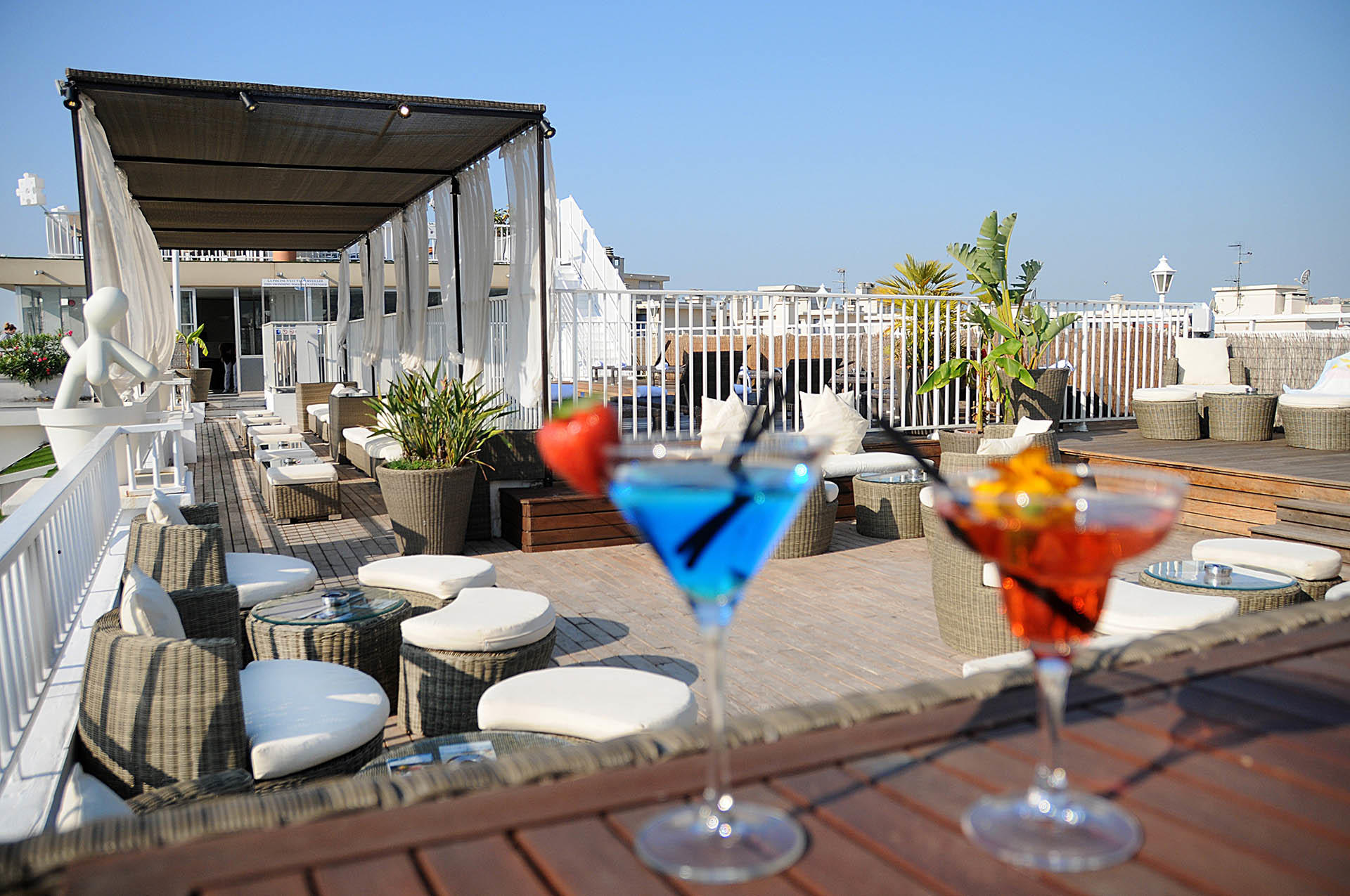 Terrace Bar at Splendid Hotel and Spa