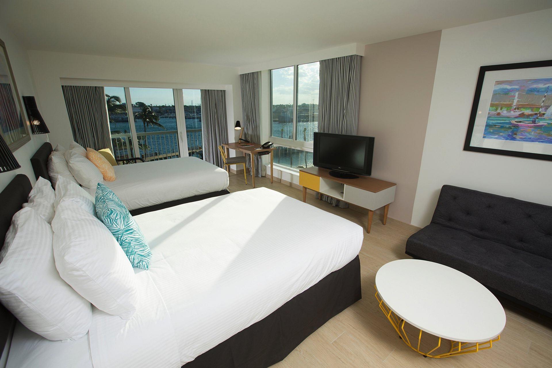 Harbor Premium Balcony Double Double