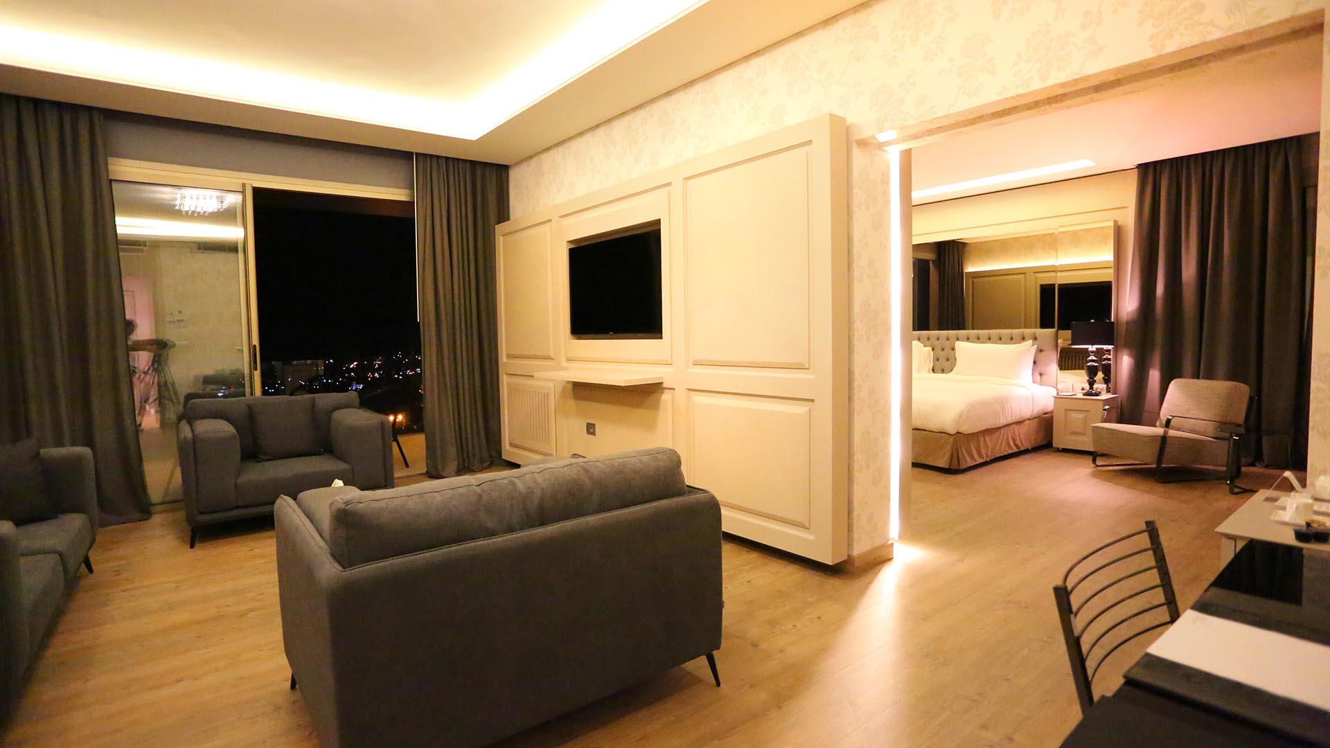 Executive Premium Suite at Mist Hotel & Spa