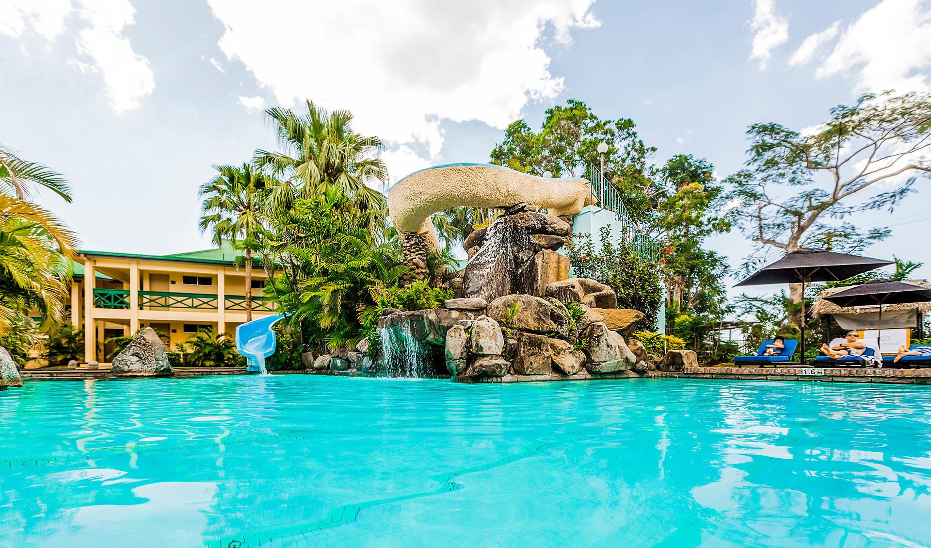 Tokatoka Resort Pool
