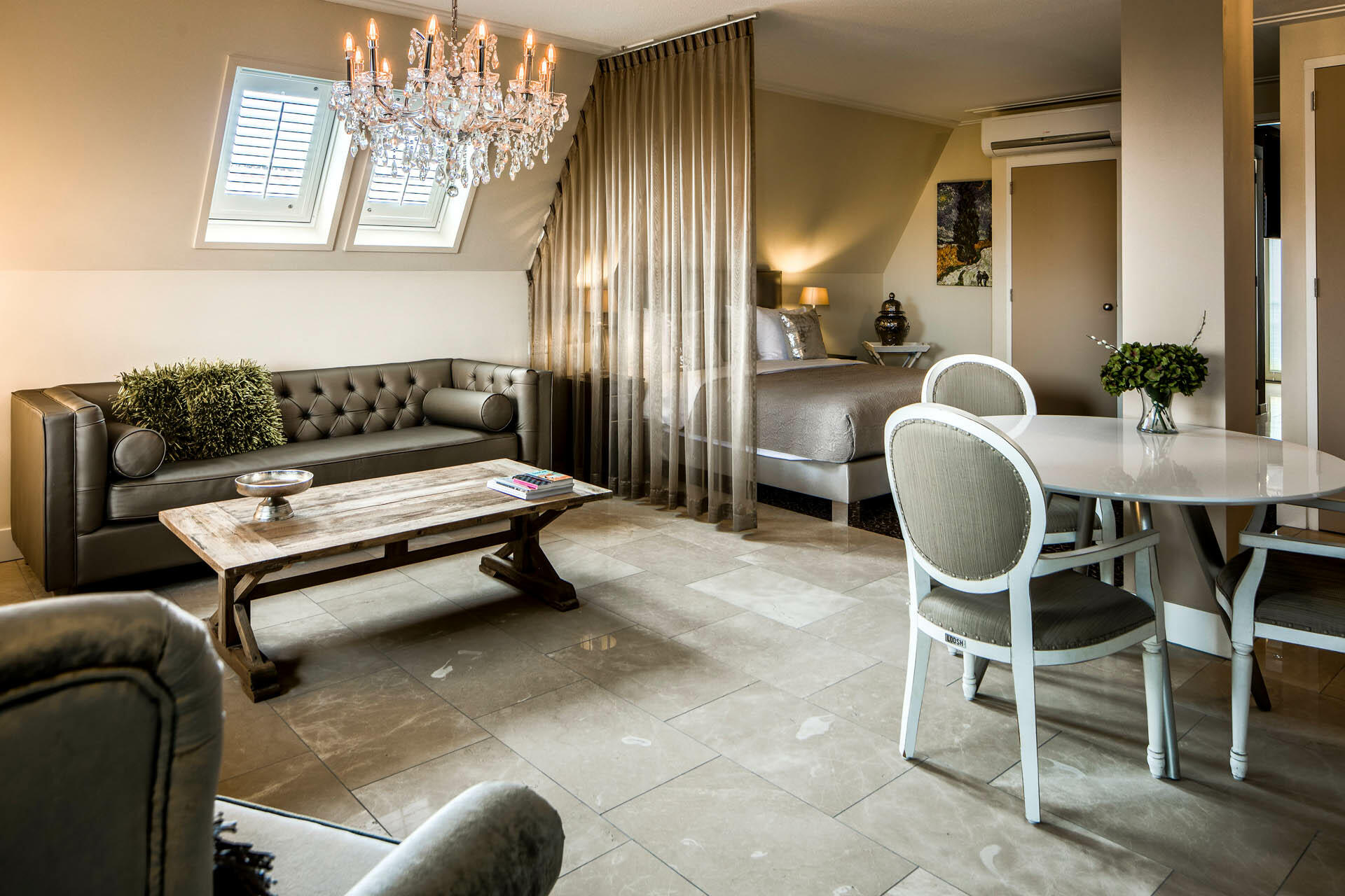 Royal Penthouse at Luxury Suites Amsterdam
