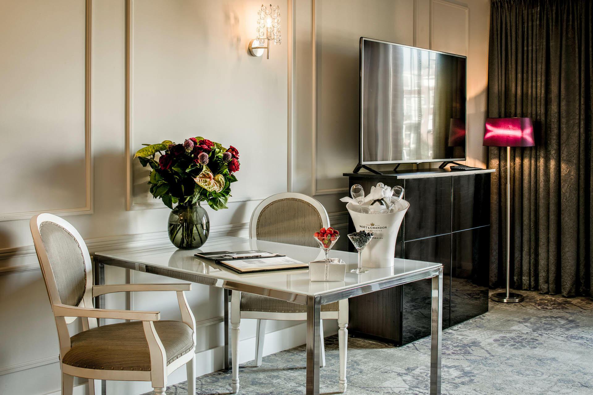 Luxury Suites Amsterdam Luxury Suite Superior