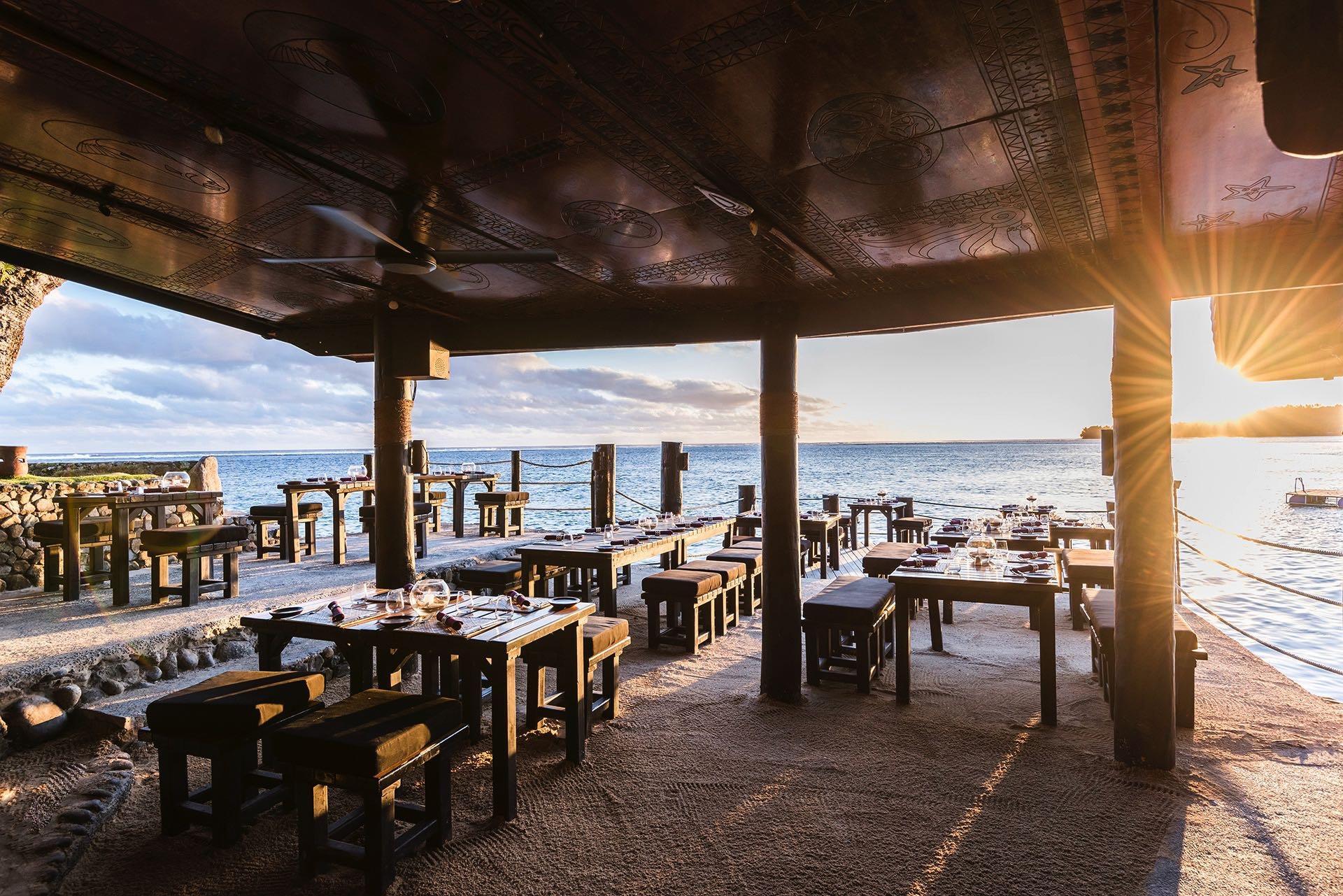 Wicked Walu- Seafood Restaurant at Warwick Fiji