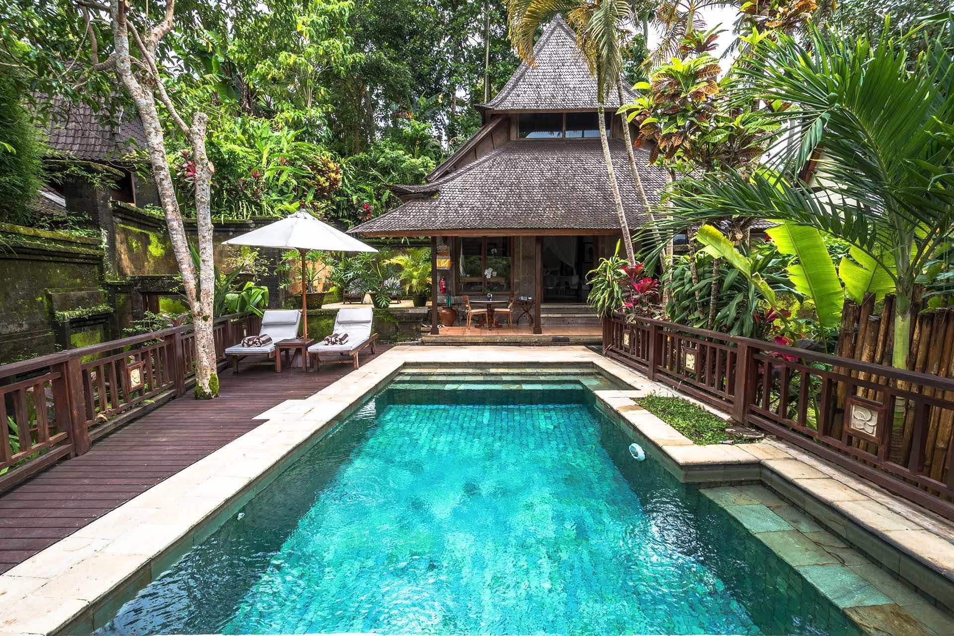 Villa with Pool at Warwick Ibah
