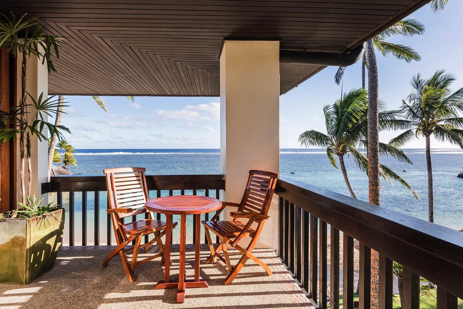 Suite Deck at Warwick Fiji