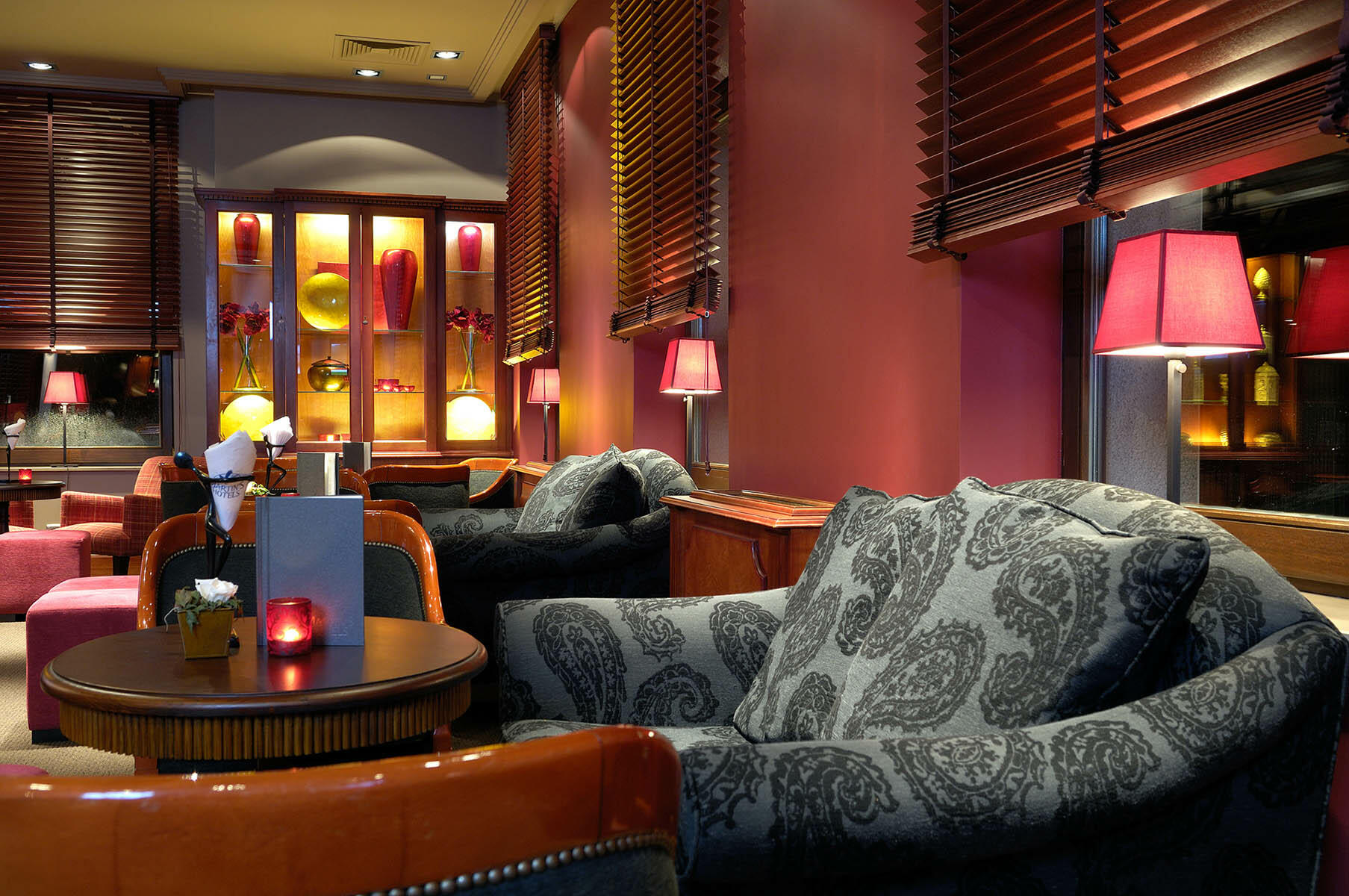 Bar Relax Martins Grand Hotel