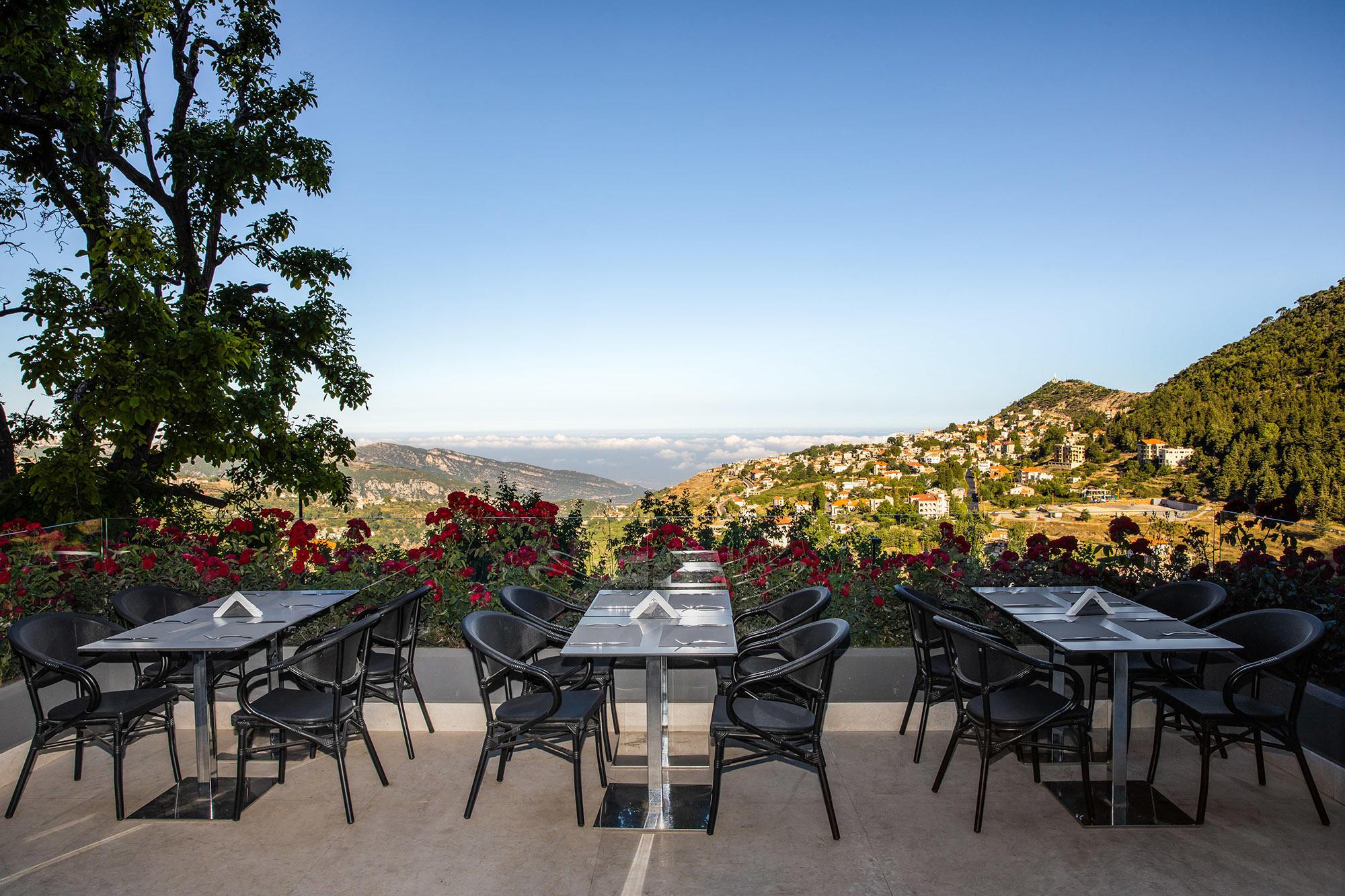 Hotel Restaurant Terrace