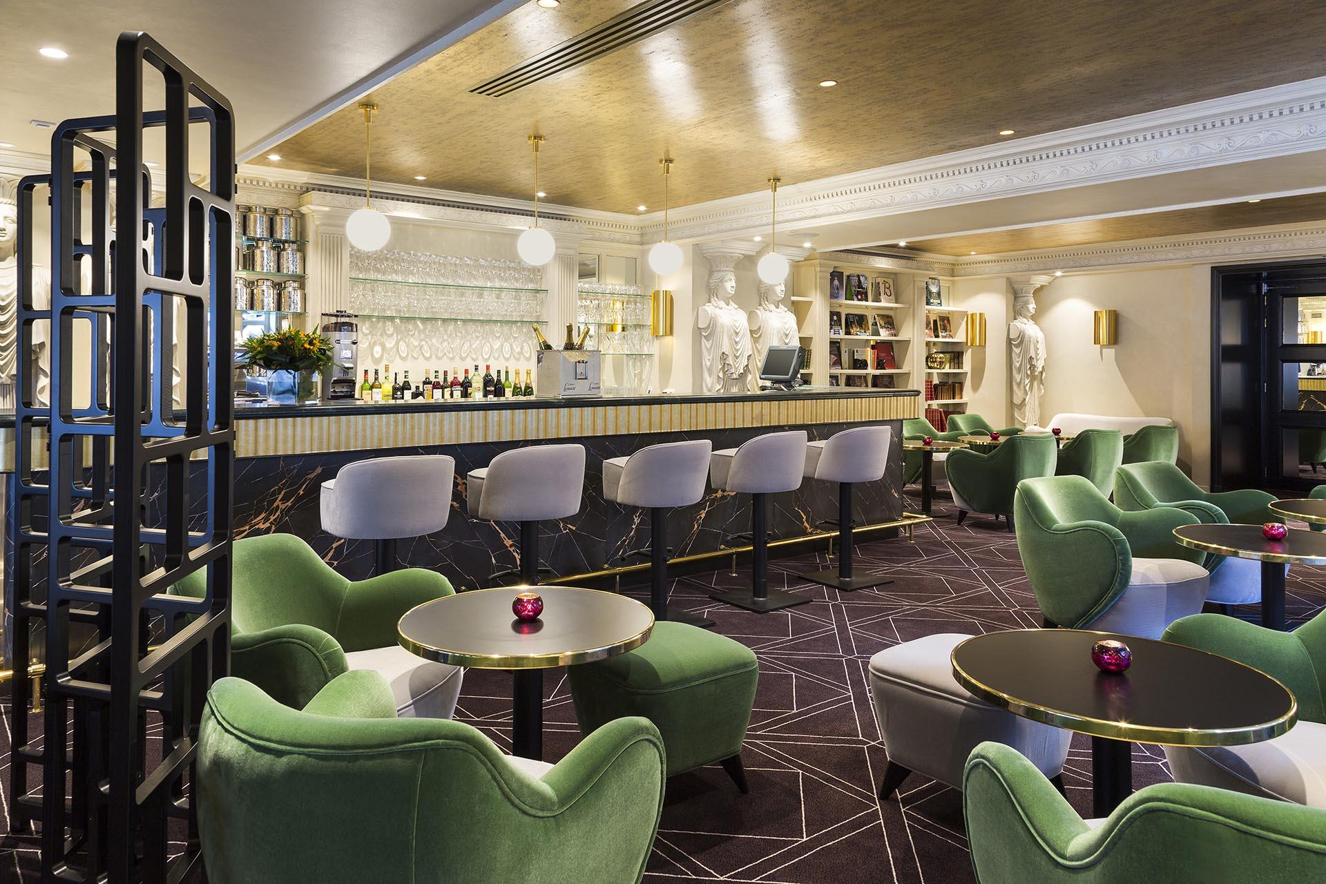 The Avenue Bar at Avenue Louise Brussels
