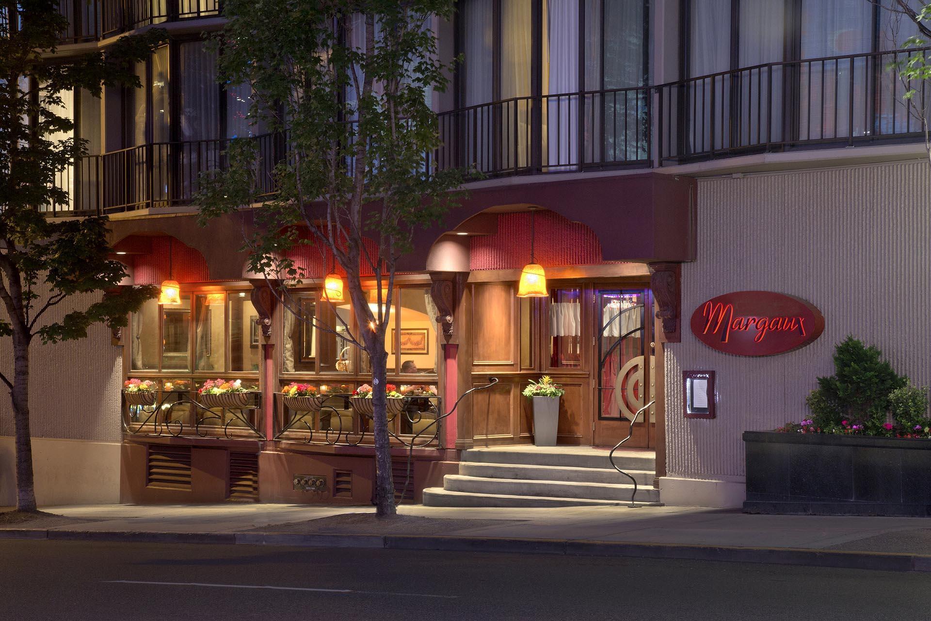 Margaux Restaurant Exterior view