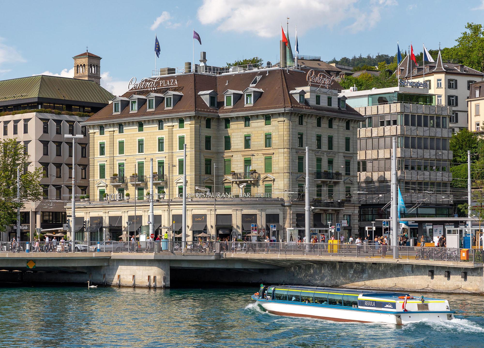 Profilbild Central Plaza Hotel Zurich